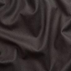 Искусственная замша bison 13 platin, черно-серый