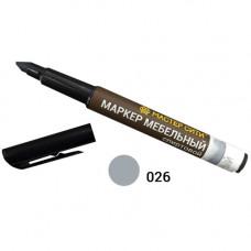 Маркер мебельный серый 026 3 мл мастер сити