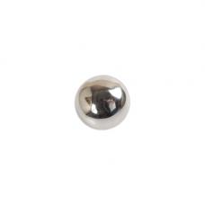 Декоративные гвозди, диаметр 16 мм  никель хром, упаковка 10 шт.