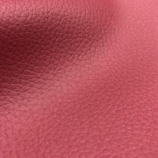 Искусственная кожа, кожзам бордовая гладкая ультра 828