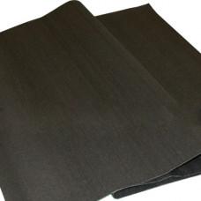 Антискрип кc  1,5 мм, рулон 2,5 х 100 см SGM, трудногорючая износостойкая ткань