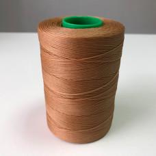 Нитки вощеные P-Plus 1.0/500 Polyester MU (1538) светло-коричневый