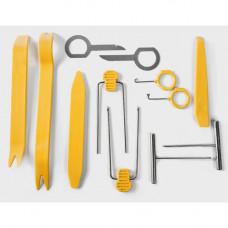 Набор для демонтажа (съемники панелей) 12 инструментов