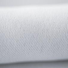Блэкаут интерьерная ткань для штор и портьер, термотрансфер, 150 см, белый аист