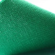 Габардин интерьерная ткань для штор и портьер, 150 см, зеленый павлин